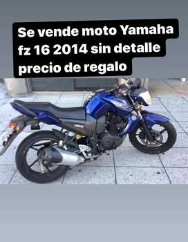 Vendo Fz 16 Yamaha