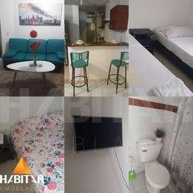 Alquiler Temporal Apartamento Amoblado bien ubicado Bucaramanga