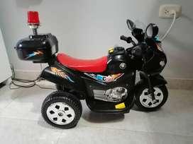 Moto eléctrica nueva