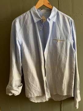 Camisa original Chevignon M. Lino.