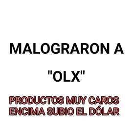 """MALOGRARON A '""""OLX'"""""""