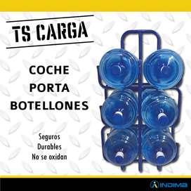 Coche Portabotellones
