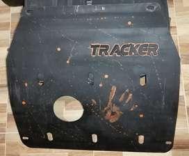 Protector y barras para chevrolet tracker