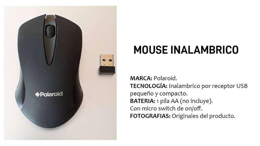 mouse inhalambrico