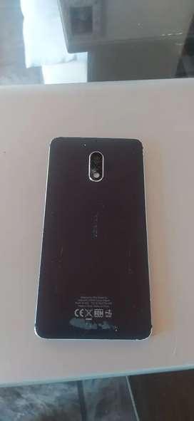 Nokia 6 cambio display