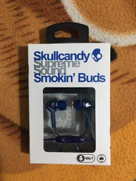 Vendo audifonos skullcandy