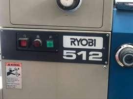 RYOBI 512 BICOLOR  IMPRENTA