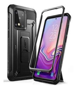 Case Galaxy S20 Ultra / S20 Plus / A71 / A51 (2020) Funda Protector 360° Con Apoyo Supcase