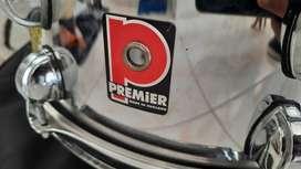 "Redoblante Premier 14 x 5,5"". 90's APK Cromo en Acero"