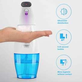 Dispensador Automático De Jabon Liquido Con Desinfección Uv