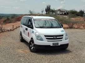 Vendo o permuto Hyundai grand starex turbo diésel