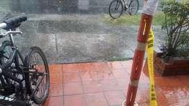 Domiciliaria con Bicicleta