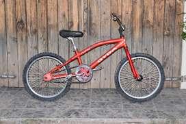 Bicicleta Freestyle Profesional