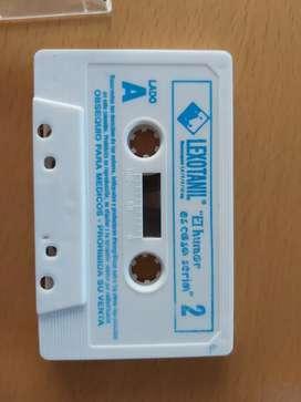 El humor es cosa seria 2 cassette