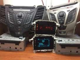Reparación radio Ford Fiesta