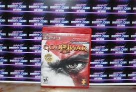 God of War 3 Juego PS3 Play Station 3