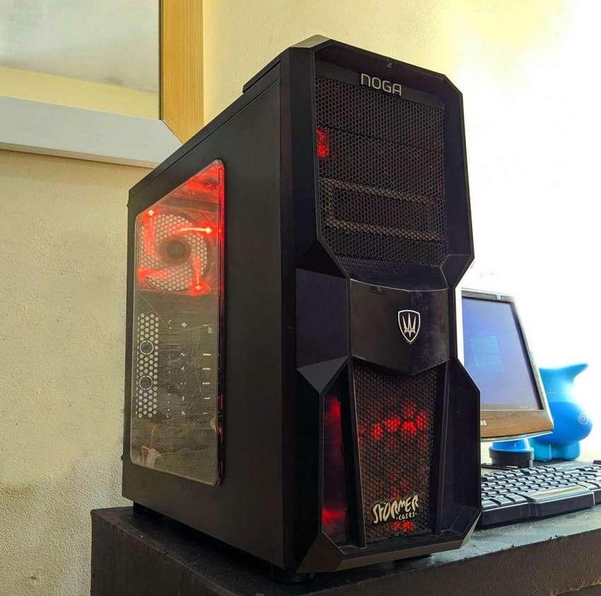 CPU GAMER PUBG LITE 0