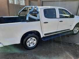 Vendo o permuto- Chevrolet S-10 4x2- doble cabina