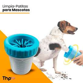 Limpia patitas para mascotas elimina las bacterias