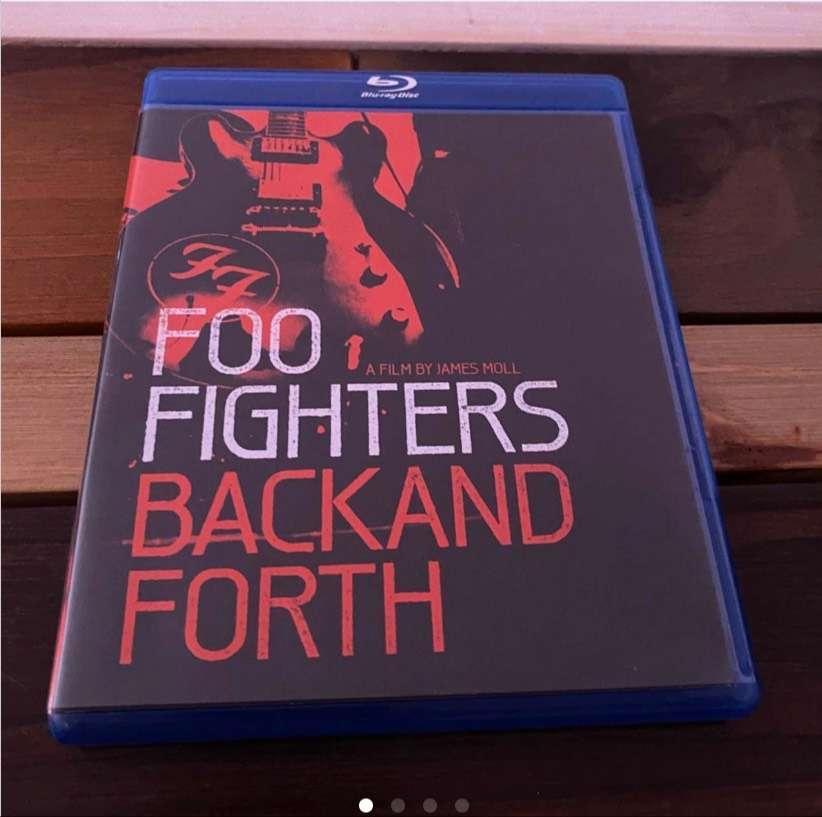 Foo Fighters DVD y Blu Ray. 0
