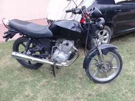Vendo moto guerrero 125 cd