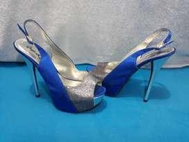 Zapato para Dama Talla 36 Solo 3 Puestas