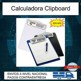 Calculadora Clipboard