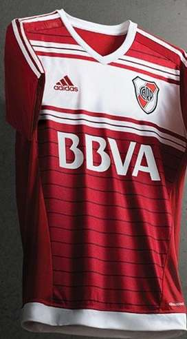 Camiseta Adidas River Plate Suplente