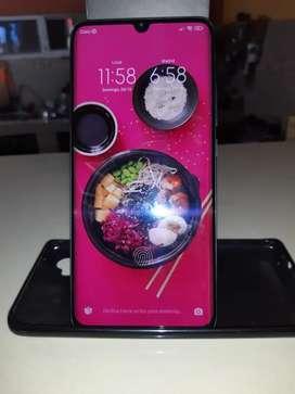 Vendo celular Xioami Mi Note 10 Lite 128 GB ROM Y 6GB RAM