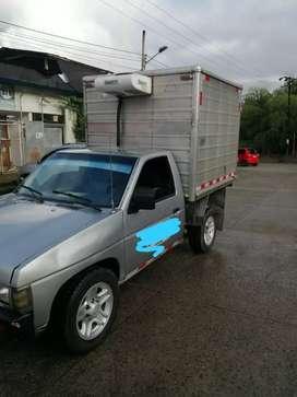 Camioneta recién reparada