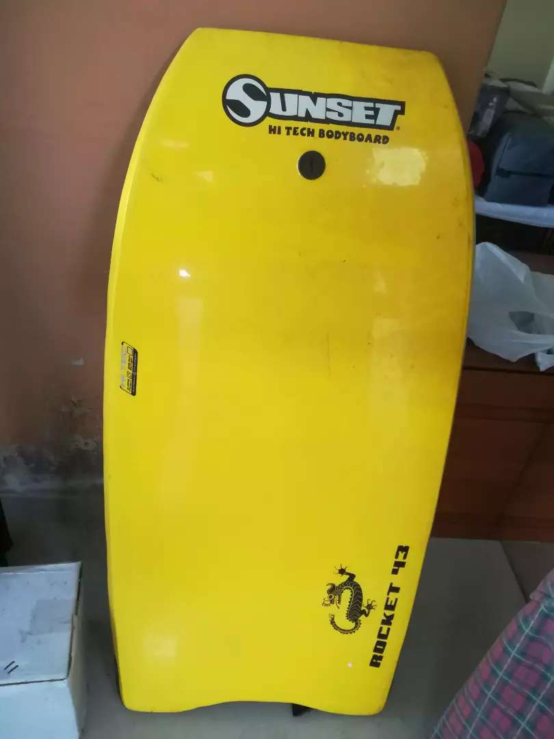 Tablas Sunset Bodyboard Rocket 44 0