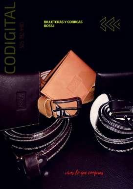 Billeteras y correas