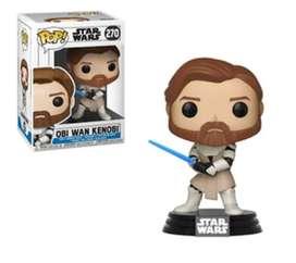 Funko Pop Obi Wan Star Wars Clone Wars