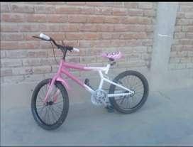 Venta de bicicletas para niña