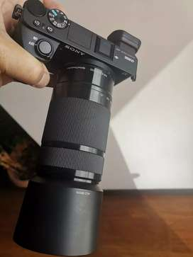 Camara Sony @6500 + componentes