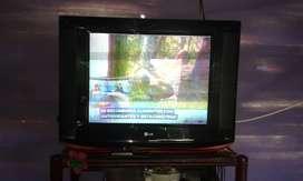 Vendo un televisor de 21 pulgadas marca LG