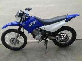 Yamaha Xtz 125 brasilera motor 0km, dueña titular permuto por beta motard igual valor