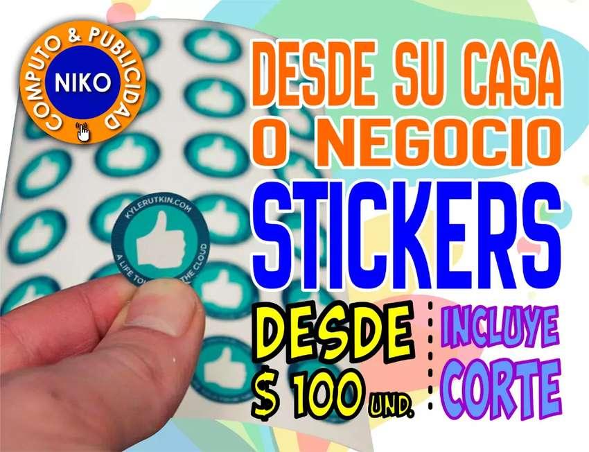 Stickers adhesivos 0