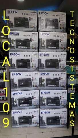 impresora multifuncional ecotank l5190 EPSON - NORTE DE SANTANDER