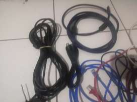 Combo router y cables