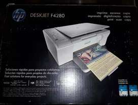 Vendo impresora hp y dvd