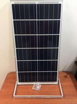 Reflector led con panel solar , barato