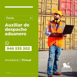 AUXILIAR DE DESPACHO ADUANERO