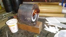 Bobinado y reparación de motores eléctricos
