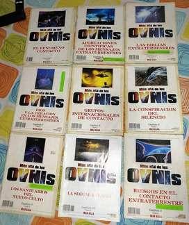 Revista Ufológica Mas Alla De Los Ovnis