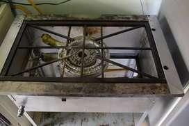 Se venden dos estufas industriales