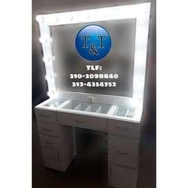 Muebles sala de belleza,TYTbarneria, Spa, hacemos tus muebles personalizados,