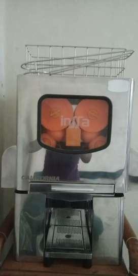 Maquina para esprimir naranja profesional
