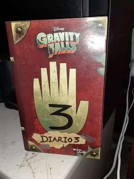 Vendo libro de gravity  falls