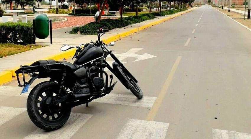 MOTO LINEAL Konda Motor 125 0